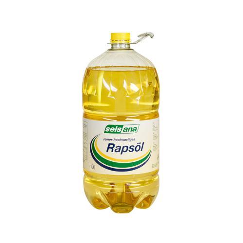 Selsana Rapsöl 10l Flasche