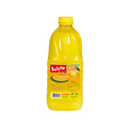 Soleta Frittierfett 2.5l Flasche