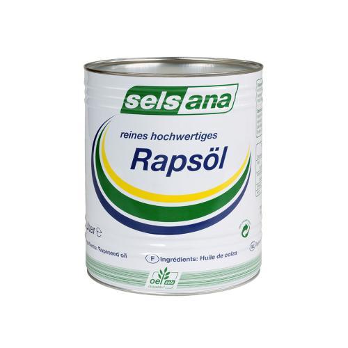 Selsana Rapsöl 10l Dose