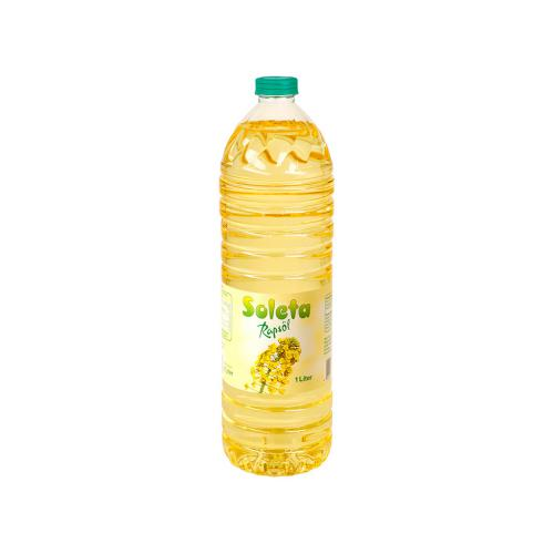 Soleta Rapsöl 1l Flasche