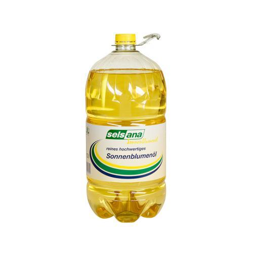Selsana Sonnenblumenöl 10l Flasche